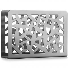 Ecooe Hollow Stainless Steel Napkin Holder