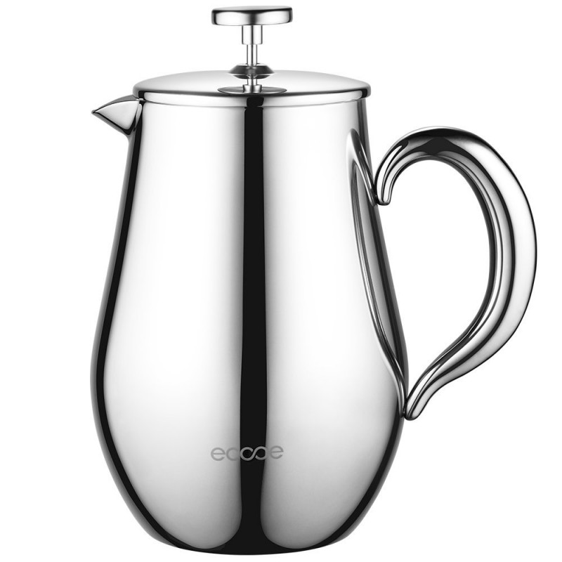 Ecooe 34oz Stainless Steel French Press Coffee Maker