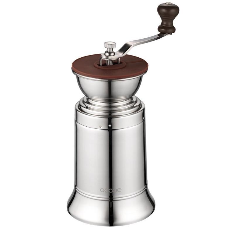 ecooe stainless steel manual burr coffee grinder rh ecooe com manual burr coffee grinder made in usa manual burr coffee grinder reviews