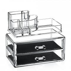 Ecooe Acrylic Jewelry & Cosmetics Organiser