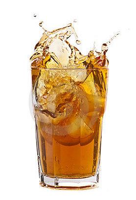 cold brew iced tea