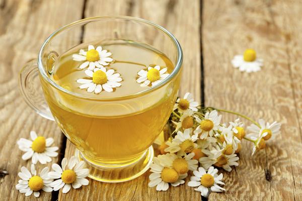 chamomile tea for sleepless night