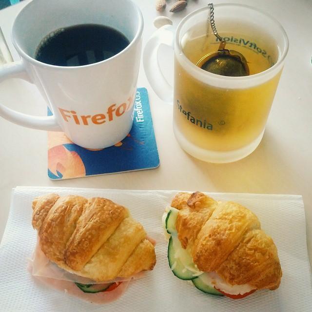 Coffee vs Tea Breakfast Choice