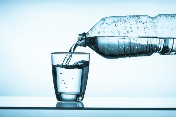 drink water in the morning