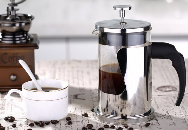 giveaway free ecooe french press in national coffee day ecooe life. Black Bedroom Furniture Sets. Home Design Ideas