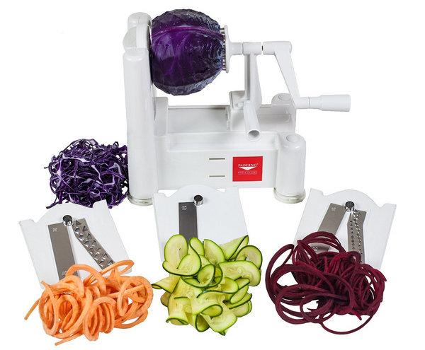 Paderno Spiral Cutting Machine