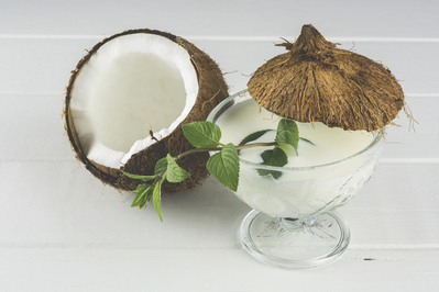 drink coconut while pregnant