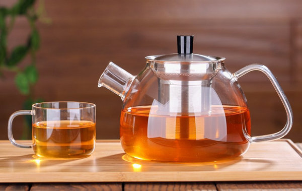 ecooe glass teapot