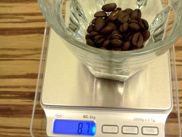 How Much Does A Tablespoon of Coffee Weigh