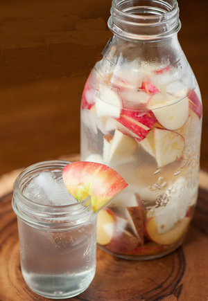 Apple Peach Water