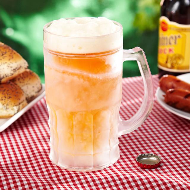 Beer Ice Shavings