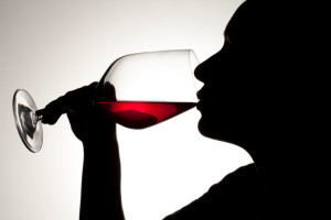 Benefits of a glass of red wine before bed