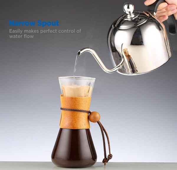 ecooe stainless steel kettle