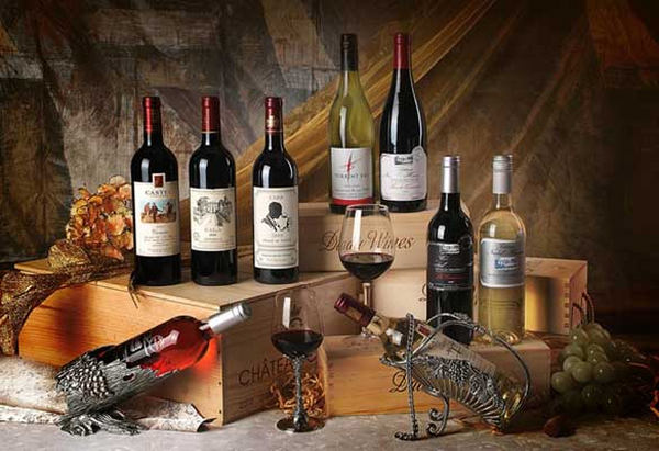 store red wine