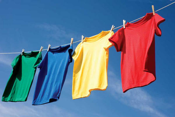 how to get rid of stains on clothes