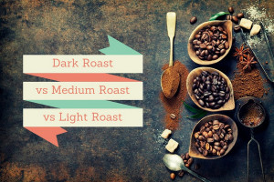 Difference between Light Medium and Dark Roast 6 300x200 Does Decaf Coffee Dehydrate You Does Regular Or Decaf Coffee Dehydrate You Ecooe Life
