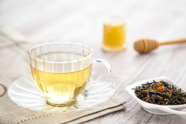 loose tea per cup of water