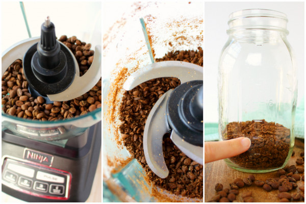 cold brew coffee ground coffee