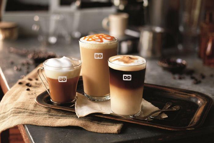 Latte vs. Cappuccino vs. Macchiato