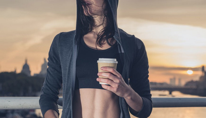 Drink A Cup of Coffee Before Workout