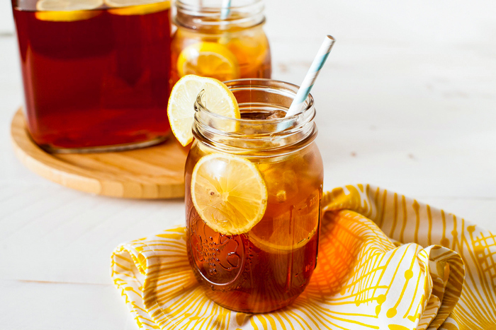 how to make s gallon of sweet tea