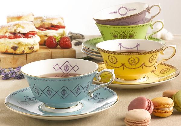 English-tea-set