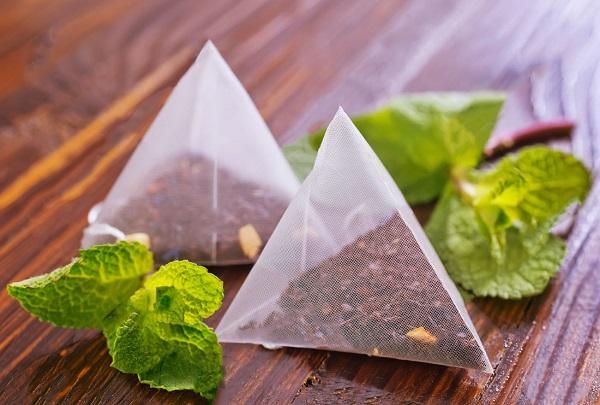 triangle-mint-tea-bag