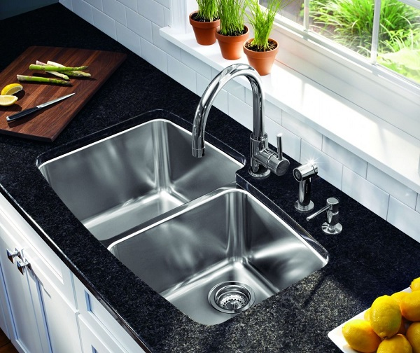 Best Way To Clean Stainless Steel Kitchen Sink