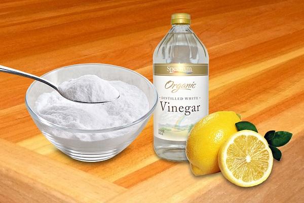 Clean Kitchen Cabinets With Vinegar