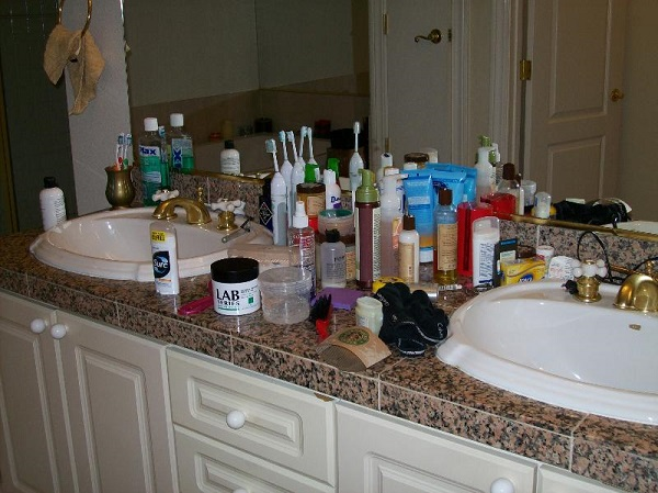 Three Rules to Save your Bathroom from Chaos - 1