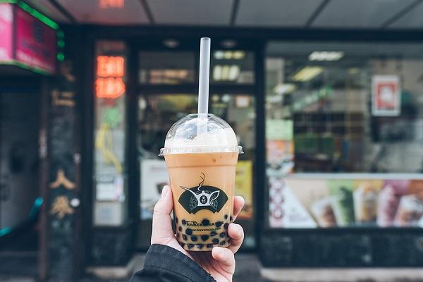 What are the bubbles in bubble tea-1