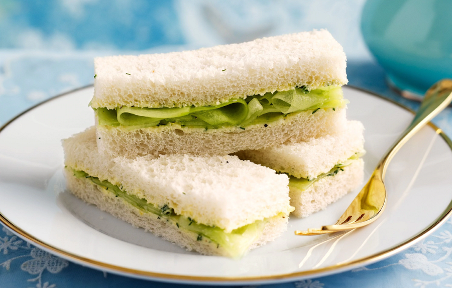 easy finger sanwich ideas for kids party 2