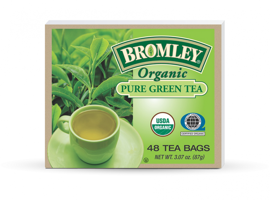 What's the difference between green tea and organic green tea 4
