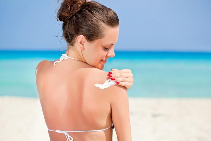 how to repair the sunburnt skin 2