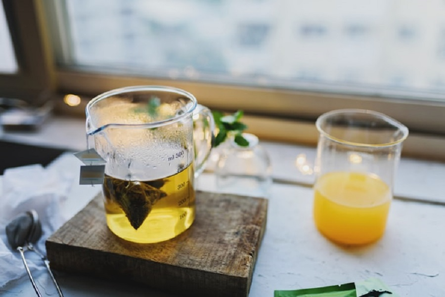 How-to-make-loose-tea-in-a-coffee-maker-2