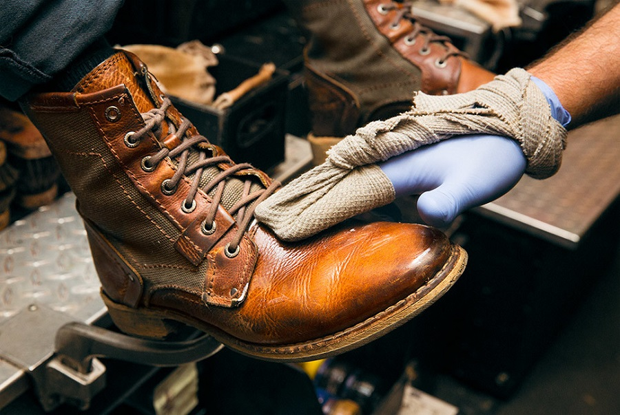 Do you know how to maintain your leather shoes-1