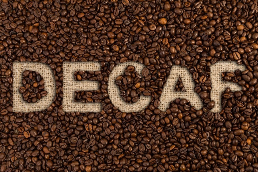 How is coffee decaffeinated4