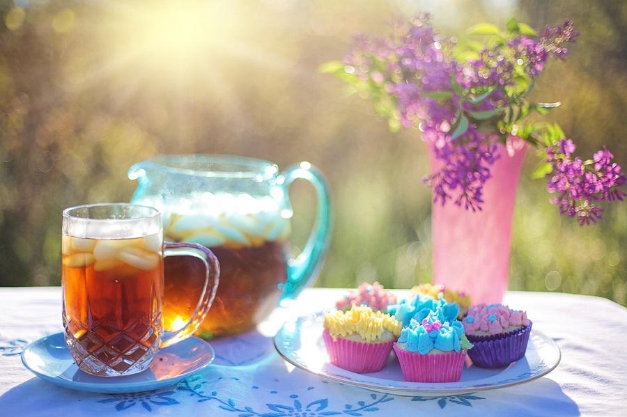 How long does tea last  in the fridge2
