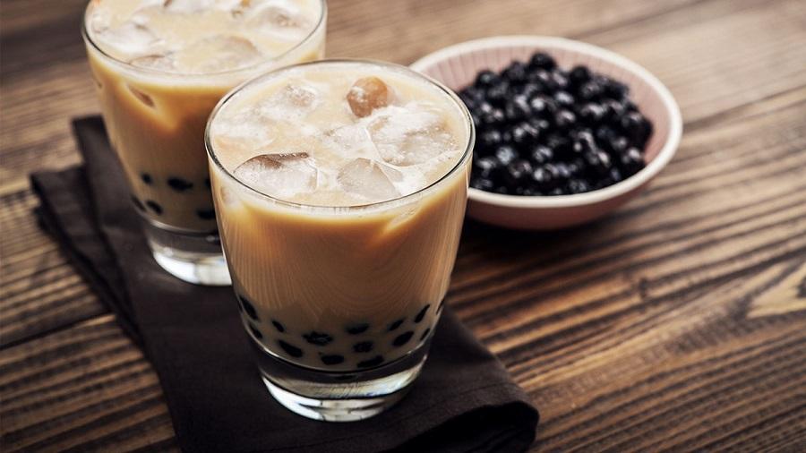 How to make milk tea2