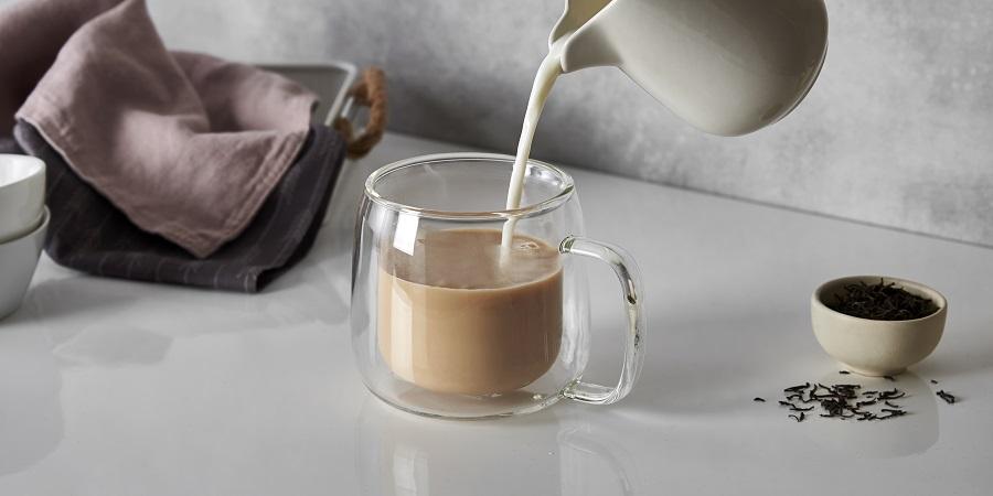 How to make milk tea3