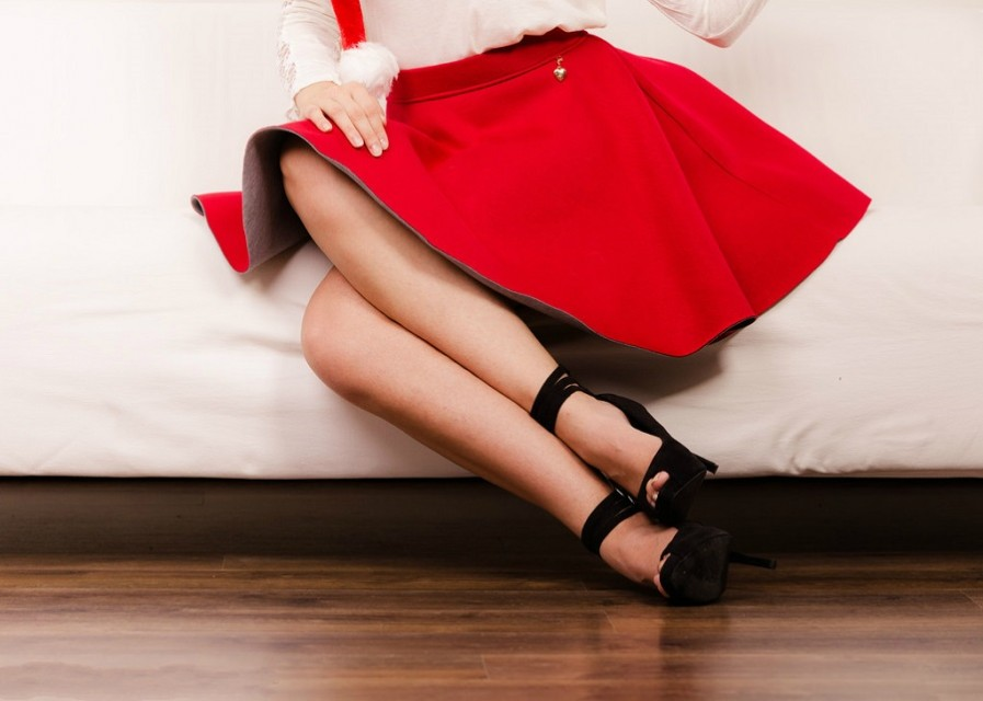 Learn to wear your high heels in a more elegant way3