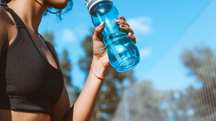 Tips for drinking more water every day1