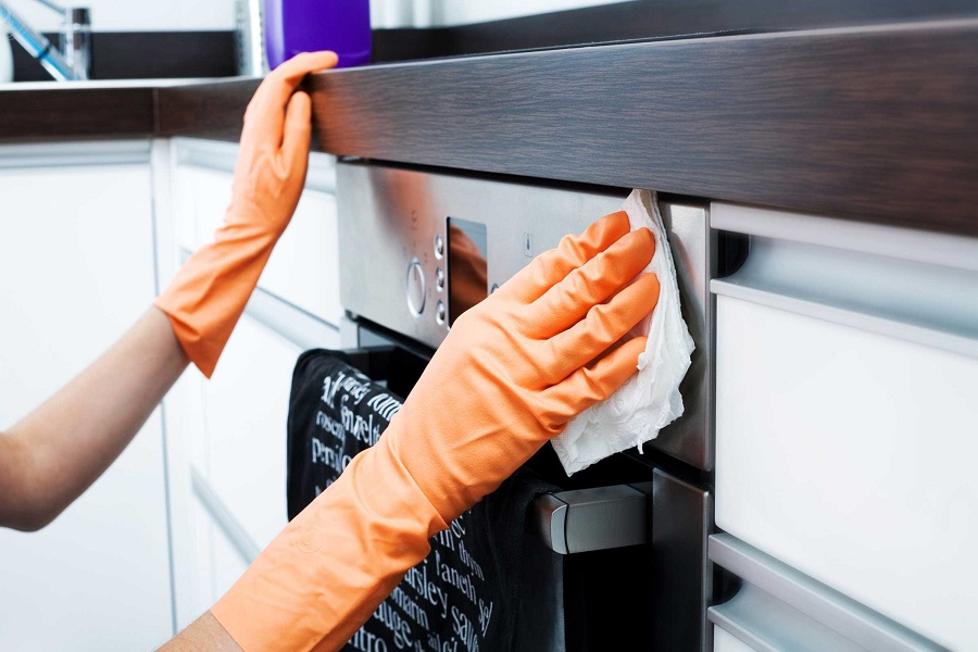 How to keep your kitchen clean and safe2