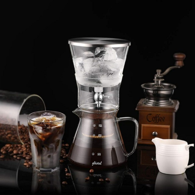 How to make cold drip coffee2