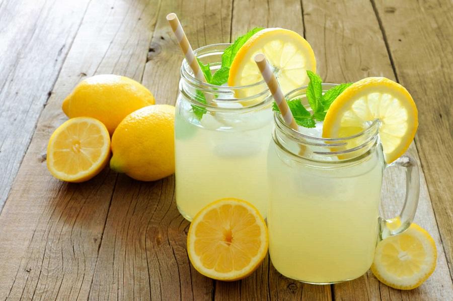Is it good to drink lemonade2