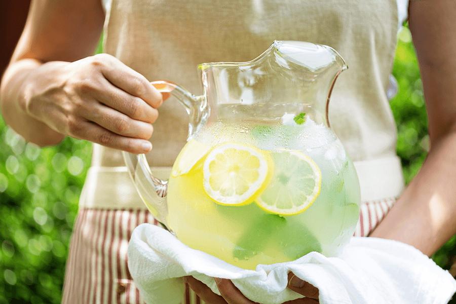 Is it good to drink lemonade4