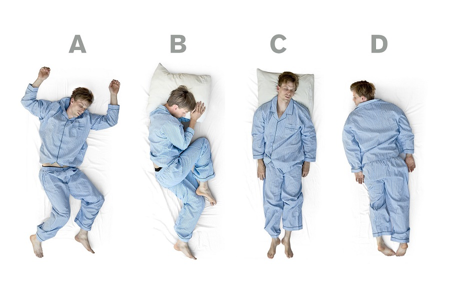 How Your Sleeping Position Affects Your Health1
