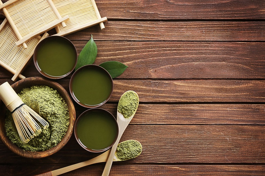 What is the Health Benefit of Matcha Tea1