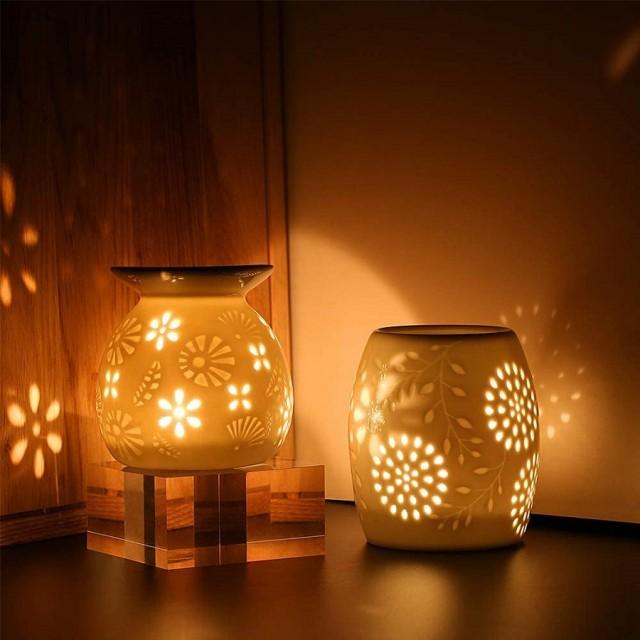 ecooe aroma lamp diffuser ceramic