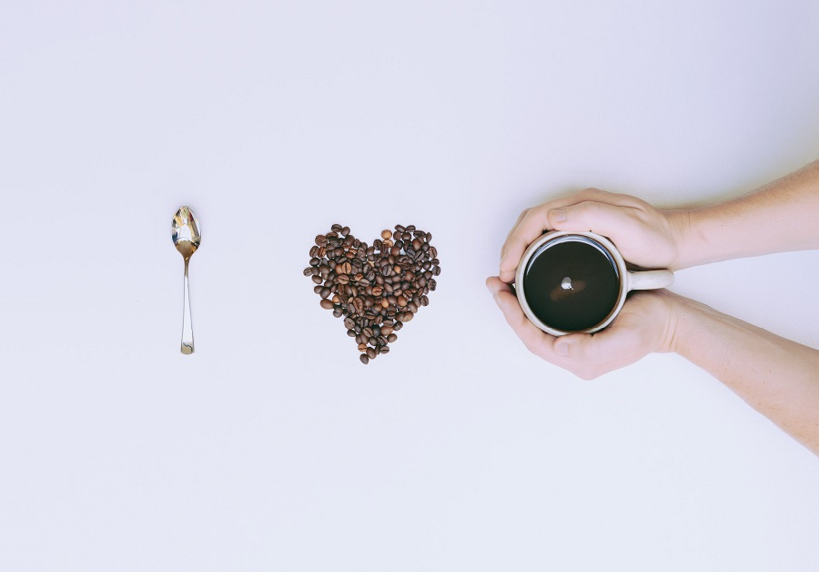 Is coffee  made from beans4